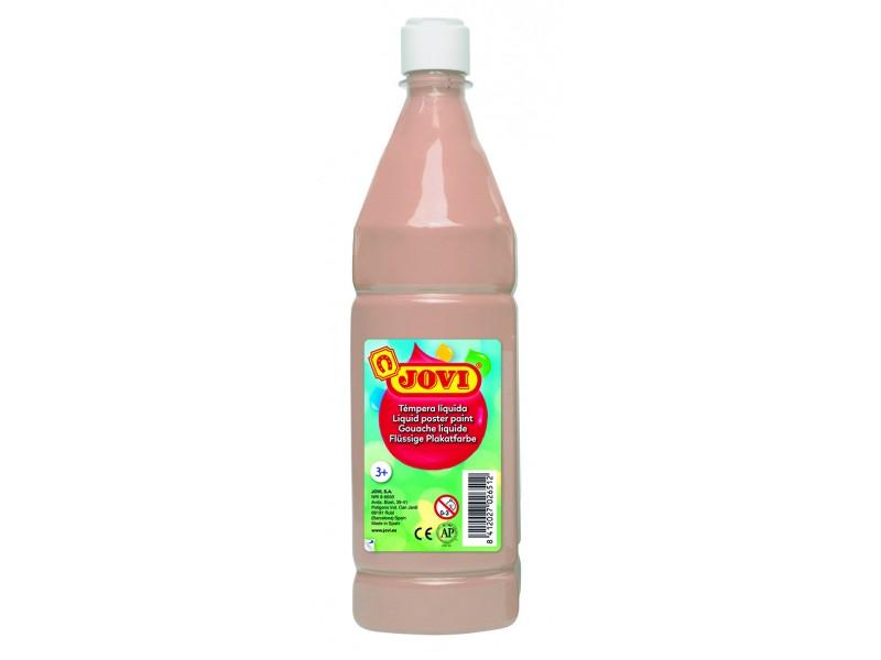 Tempera lichida brun deschis 1000 ml/sticla Jovi