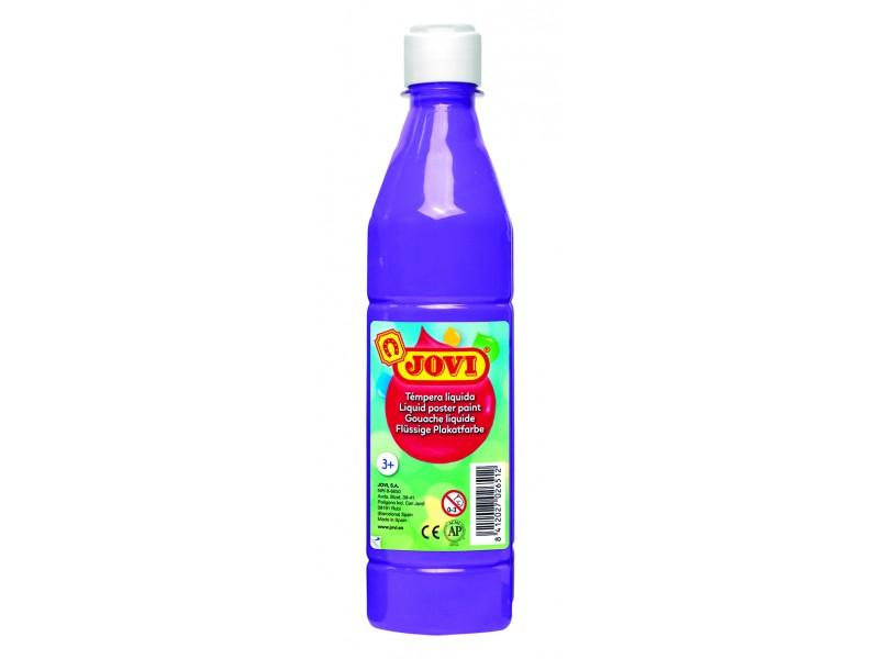 Tempera lichida violet 500 ml/sticla Jovi