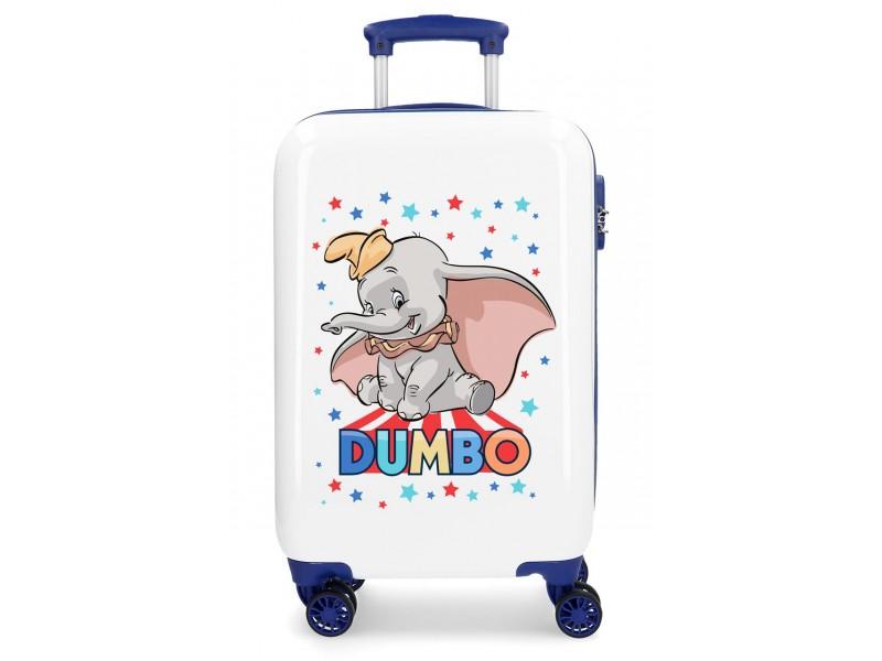Troler ABS 55 cm 4 roti Magic Dumbo